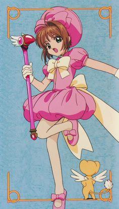 sakura-sings Cardcaptor Sakura, Kero Sakura, Syaoran, Manga Anime, Anime Art, Xxxholic, Card Captor, O Pokemon, Clear Card