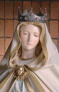 MADRE DE LA DIVINA MISERICORDIA, te entrego mi corazón.