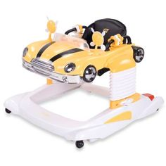 Combi All-in-One GT Activity Walker in Yellow - buybuyBaby.com