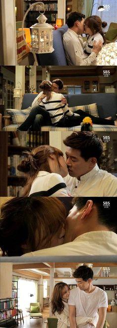 'Angel Eyes'   Goo Hye Sun and Lee Sang Yoon
