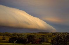 Roll cloud.