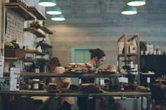 Curators Coffee, London