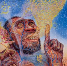 Poop Evolution - The Stoned Ape Theory - News - Bubblews