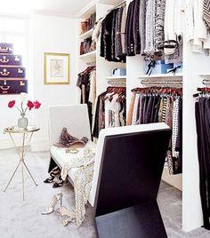 A Celebrity Wardrobe Expert's Top Organizational Tips via @WhoWhatWear