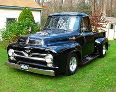 old ford trucks Old Ford Trucks, Old Pickup Trucks, Lifted Trucks, Dually Trucks, Ford 4x4, Classic Pickup Trucks, Ford Classic Cars, Chevy Classic, Antique Trucks