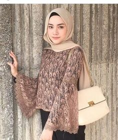 129 Best Kondangan Hijab Outfit Images Kebaya Brokat Kebaya Hijab