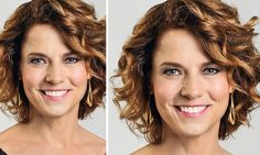 Kapsels en haarverzorging: Mooie halflange en korte kapsels voor 2014 onderhoudsarme kapsels 2014