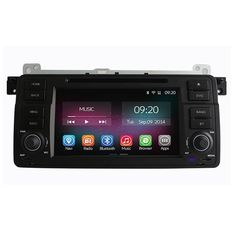 Ownice C200 OL-7956 Car DVD Player GPS Navigation 1024X600 Canbus WiFi Android Quad Core for BMW 3 Series E46 M3 1998-2005
