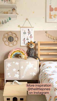 Girl Room, Girls Bedroom, Scandi Home, Personalised Prints, Wooden Decor, Kids Prints, Typography Poster, Stop Motion, Wooden Frames