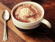Какао с теплыми специями | Вкусный год с Анной Людковской