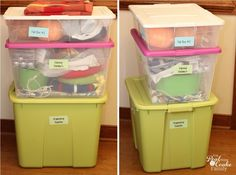 Storage organization system ~ Perfect for organizing your attic, shed, or garage storage bins. Shed Kits For Sale, Storage Sheds For Sale, Outdoor Storage Sheds, Garage Storage Bins, Attic Storage, Shed Storage, Storage Ideas, Small Shed Plans, Small Sheds