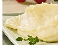 Skordalia - a greek dip made from mashed potatoes and (lots of) garlic. Typically served with veggies or pita