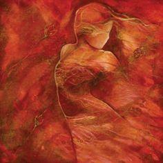 Loves Rhapsody I by Charlotte Atkinson