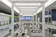 Inside NPR's Washington DC Headquarters / Hickok Cole Architects