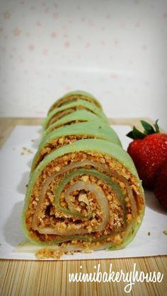 MiMi Bakery House: Dual Color Peanut Pancake