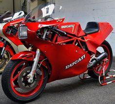 Ducati TT street legal