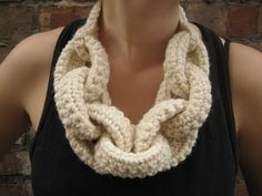 crochet chain!!