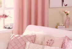 como decorar baño en color rosa -