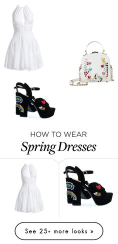 """Untitled #148"" by sosokpop on Polyvore featuring Alaïa"