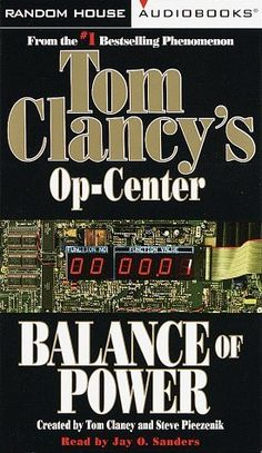 Tom Clancy's Op Center: Balance of Power by Tom Clancy (1... https://www.amazon.com/dp/B01K17SZ2G/ref=cm_sw_r_pi_dp_x_-c-7xb9B3F6ME