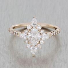 Durham Rose Engagement Ring - Cosmopolitan.com
