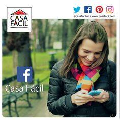 En #Facebook te esperamos con grandes novedades para dar un nuevo estilo a tu hogar