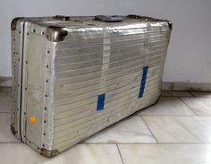vintage rimowa rimowa and halliburton luggage. Black Bedroom Furniture Sets. Home Design Ideas