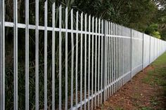 Steel Fencing Supplies and Services - HIREtrady Wrought Iron Fences, Metal Fence, Wooden Fence, Fencing Supplies, Steel Supply, Fencing Companies, Types Of Fences, Building A Fence, Construction Services