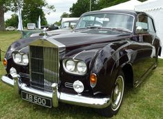 1965 Two-door Saloon by James Young with Hooper-like Rear-quarters (chassis CEL19, body 4177, design SCT200)