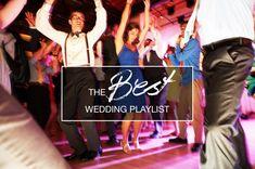 the best wedding playlist - Playliste Mariage