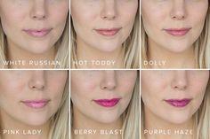 Buxom Cosmetics lip cream review