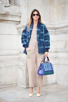 Pin for Later: The Best Street Style From All of Paris Fashion Week Paris Fashion Week, Day 7 Clara Racz.