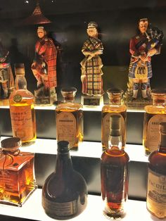 A visit to Edinburgh cannot be complete without a visit to The Scotch Whisky Experience.  http://cityslickerweb.com/what-i-learnt-about-whiskey-in-edinburgh/