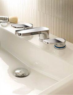 Collection Levante - Fratelli Fantini  Designer Rodolfo Dordoni  #fratellifantini #fantini #rubinetti #design #levante #bagno #bathroom #casa #home #style #idee #ideas #lavandino #lavabo #washbasin