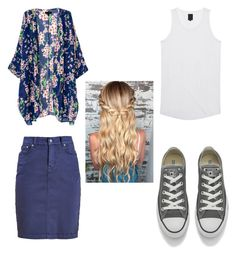 Untitled #2 by jadecrain on Polyvore featuring polyvore, fashion, style, Barbour, Converse, Thom Krom and clothing