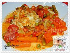 Jardineira de Legumes com Ovos Escalfados | Recipes & Sugestions