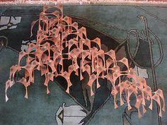 Marc Creates Brutalist Mid Century Modern Metal Wall Sculpture Boridan Jere Era