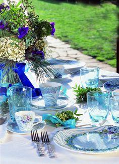 Poner la mesa con estilo