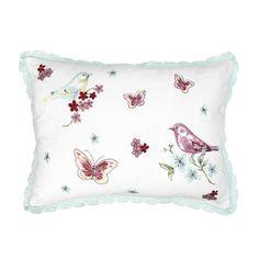 Laura Ashley Song Bird Cushion