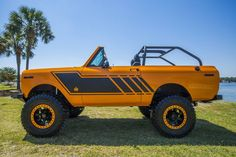 Vintage Trucks Classic The reborn 1979 International Harvester Scout II, from Velocity Restorations. Cool Trucks, Big Trucks, Chevy Trucks, Small Trucks, Lifted Trucks, International Scout Ii, International Harvester Truck, International Tractors, Classic Ford Broncos