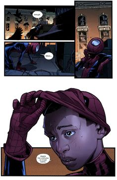 Ultimate Comics Spider-Man Vol 1 (by Brian Michael Bendis and Sara Pichelli) | 25 Superhero Graphic Novels To Binge Read Right Now