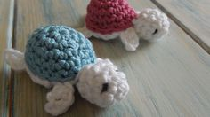 [Video Tutorial] These Crocheted Baby Turtles Are Way Too Cute…And Are Amazingly Special