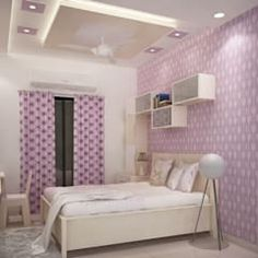 4 bedroom apartment at sjr watermark: bedroom by ace interiors House Ceiling Design, Ceiling Design Living Room, Bedroom False Ceiling Design, Master Bedroom Interior, Bedroom Ceiling, Modern Bedroom Design, Home Interior Design, Living Room Designs, Bedroom Designs