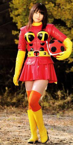 love-girlsxx: 広瀬 アリス (Hirose Arice) フォスタープラス (FOSTER plus co., ltd.) 仮面ライダー×仮面ライダー W&ディケイド MOVIE大戦2010 (Kamen Rider × Kamen Rider W & Decade: Movie War 2010) 岬ユリコ (Misaki Yuriko) / 電波人間タックル (Denpa Ningen Tackle)