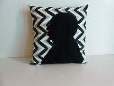 Hey, I found this really awesome Etsy listing at https://www.etsy.com/listing/226587355/alfred-hitchcock-silhouette-pillow-with