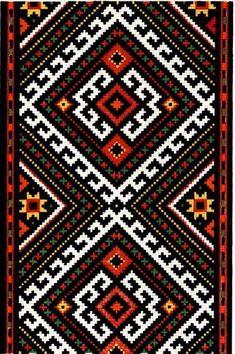 Russian Cross Stitch, Cross Stitch Art, Cross Stitch Borders, Cross Stitching, Cross Stitch Patterns, Peyote Patterns, Loom Patterns, Folk Embroidery, Embroidery Patterns