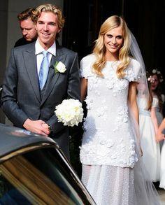 Poppy Delevingne and James Cook wedding!