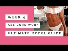 Victoria Secret Workout Abs and Core - Killer side abs workout - YouTube #absworkoutathomeabcircuit