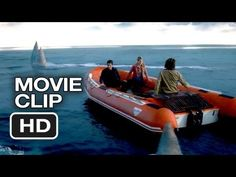Percy Jackson: Sea of Monsters Movie CLIP - Those Aren't Sharks (2013) - Logan Lerman Movie HD
