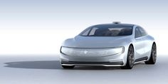 LeEco wheels out its own self-driving electric concept car, following deals with Faraday Future and Aston Martin | TechCrunch